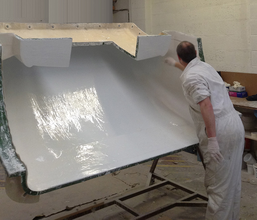 Custom Fibreglass Grp Moulding Specialists Grp